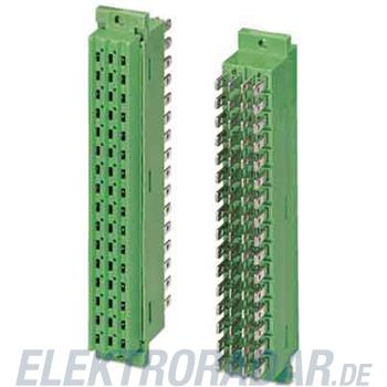 Phoenix Contact Flachstecker-Federleiste SFL(2-2,8-0,8)F32/ZD