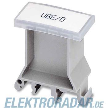 Phoenix Contact Klemmleistenschild UBE/D