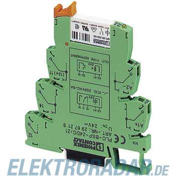 Phoenix Contact Interface PLC-RSP-24DC/21AU