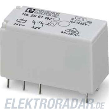 Phoenix Contact Relais REL-MR-110DC/21-21
