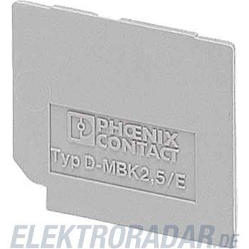 Phoenix Contact Deckel D-MBK/E