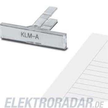 Phoenix Contact Markerset KLM-A+ESL44x7