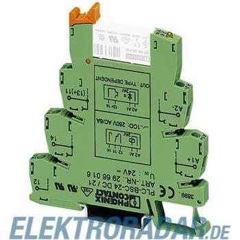 Phoenix Contact PLC-Grundklemme PLC-BSP-24DC/21