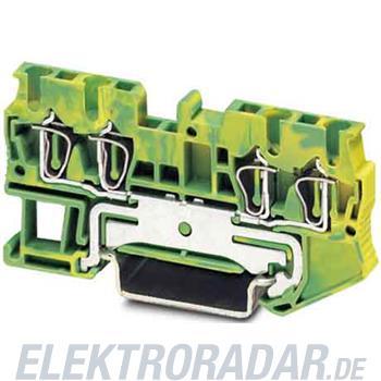 Phoenix Contact Schutzleiterklemme ST 2,5-QUATTRO-PE