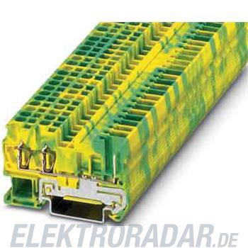 Phoenix Contact Schutzleiterklemme ST 2,5-TWIN/ 1P-PE