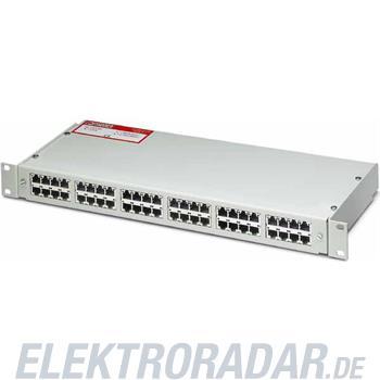 Phoenix Contact Überspannungsschutzpanel D-LAN-19Zoll-24