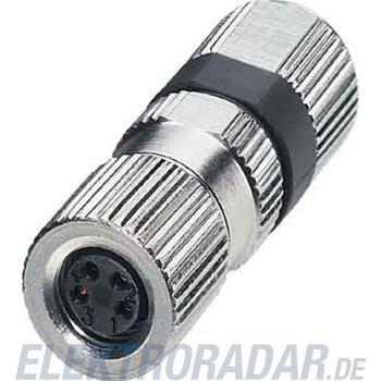 Phoenix Contact Sensor-Aktor-Stecker SACC-M8FS-4PCON
