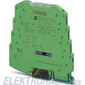 Phoenix Contact Temperaturmessumformer MINI MCR-SLPT100UINC