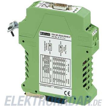 Phoenix Contact Schnittstellen-Konverter PSM-ME-RS232/RS485-P