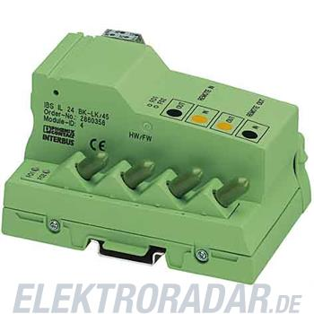 Phoenix Contact Interbus-Buskoppler IBSIL 24BK-LK/45-PAC