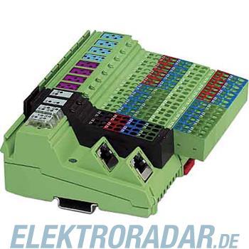 Phoenix Contact Ethernet I/O-Block ILBETH24DIDIO16-2TX