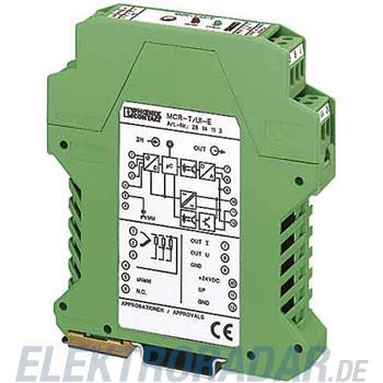 Phoenix Contact Temperaturmessumformer MCR-T-UI-E/NC