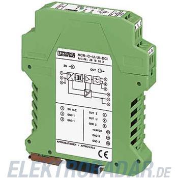 Phoenix Contact MCR-3-Wege-Trennverstärker MCR-C-UI-UI-DCI-NC