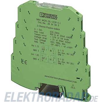 Phoenix Contact MCR-Passiv-Trenner MINI MCR-SL-2CP-I-I