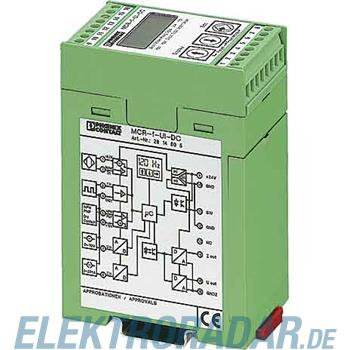 Phoenix Contact Frequenzmessumformer MCR-F-UI-DC