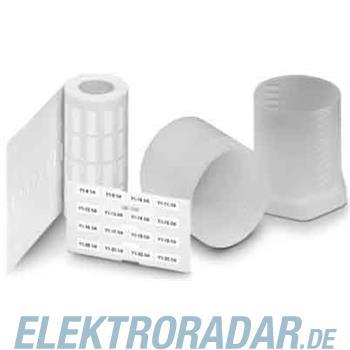 Phoenix Contact Gerätemarkierung EML (25,4X12,7)R YE