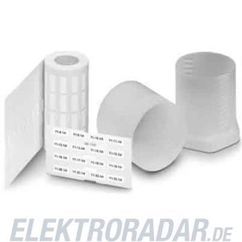 Phoenix Contact Gerätemarkierung EML (40X25)R YE