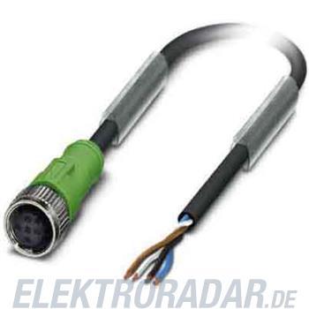 Phoenix Contact Sensor-Aktor-Kabel M12 SAC-4P-5,0-PUR/M12F