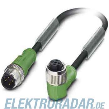 Phoenix Contact Sensor-Aktor-Kabel SAC4PM12MS1,5PURM12F