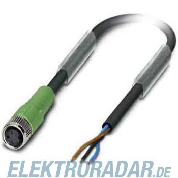 Phoenix Contact Sensor-Kabel, Buchse M8 SAC3P-3,0-PUR/M8FS