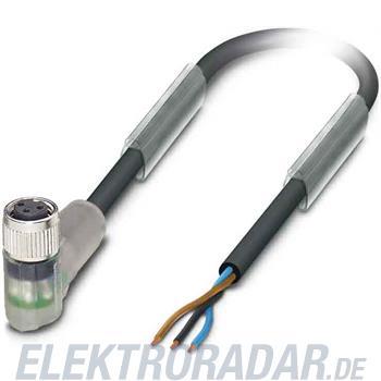 Phoenix Contact Sensor-Kabel, Buchse M8 SAC3P5,0-PUR/M8FR-2L