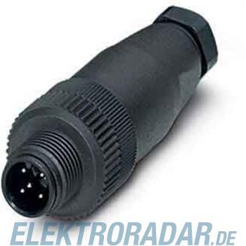 Phoenix Contact Sensor-/Aktor-Stecker SACC-M12MS-4CON-PG 7