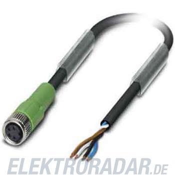 Phoenix Contact Sensor-Kabel, Buchse M8 SAC4P-3,0-PUR/M8FS