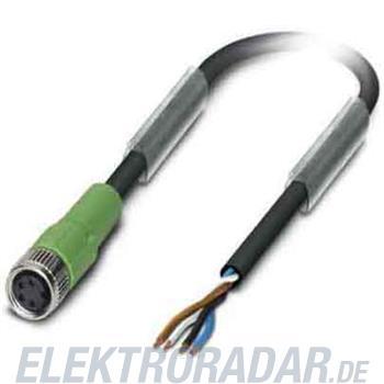 Phoenix Contact Sensor-Kabel, Buchse M8 SAC4P-5,0-PUR/M8FS