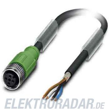 Phoenix Contact Sensor-Aktor-Kabel SAC-4P-3,0-PUR/M12FS