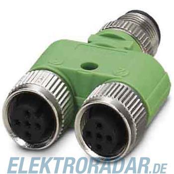 Phoenix Contact Y-Verteiler/Verbinder SAC-3P-M12Y #1683413