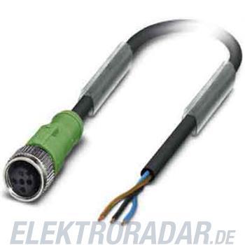 Phoenix Contact Sensor-Aktor-Kabel M12 SAC3P-3,0-PUR/M12FS