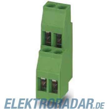 Phoenix Contact Print-Schraubklemmenblock MKKDS 3/3