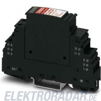 Phoenix Contact Typ 3-Ableiter, Tragschien PT 2+1-S-48DC/FM