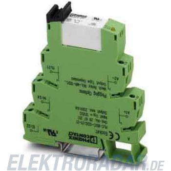 Phoenix Contact Relais Mehrfachkontakt PLC-RSC- 60 #2967303