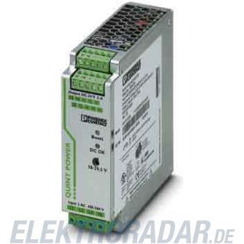 Phoenix Contact Stromversorgung primär QUINT-PS/3AC/24DC/5