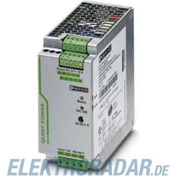 Phoenix Contact Stromversorgung primär QUINT-PS/3AC/24DC/10