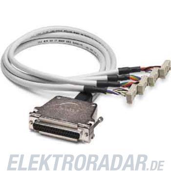 Phoenix Contact Systemkabel und Zubehör CABLE-D37-M #2302515