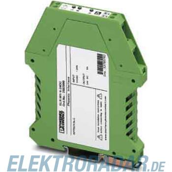 Phoenix Contact Elektron. Wendelastrelais ELR W1/ 2-24DC