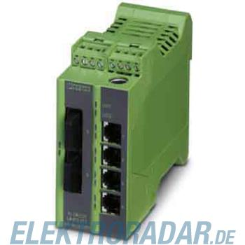 Phoenix Contact Ethernet Lean Managed Swit FL SWITCH LM 4TX/2FX