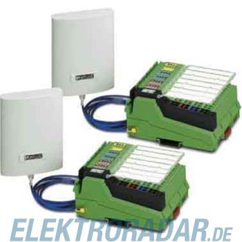 Phoenix Contact Wireless-Mux Funkset 2 mit ILB BT ADIO #2884509