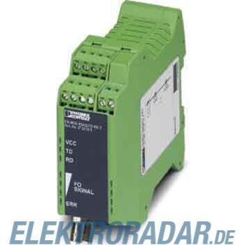 Phoenix Contact LWL-Umsetzer PSI-MOS-RS4 #2708355
