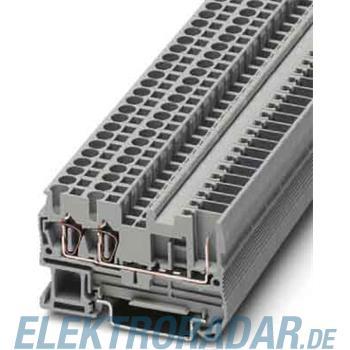 Phoenix Contact Steckbare Zugfederreihenkl ST 2,5-TWIN/ 1P BU