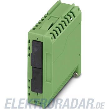 Phoenix Contact LWL-Interface Modul FL IF 2FX SM SC-D