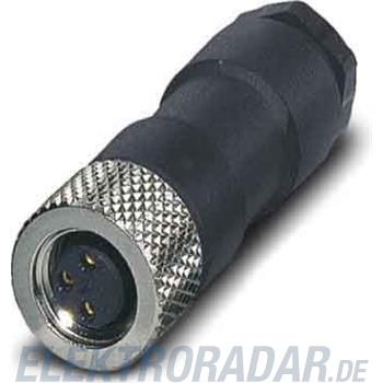Phoenix Contact Sensor-/Aktor-Stecker SACC-M 8FS-3CON-M-SW