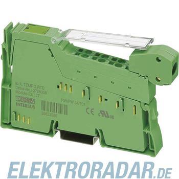 Phoenix Contact Inline-Eingabeklemme IB IL TEMP 2 RTD-PAC