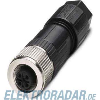 Phoenix Contact Sensor-/Aktor-Stecker SACC-M12FS-4SC M