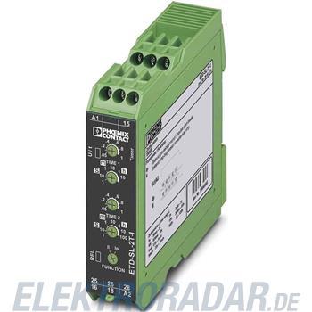 Phoenix Contact Multifunktionszeitrelais ETD-SL-2T-I