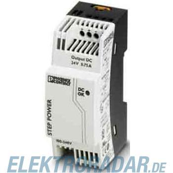 Phoenix Contact Stromversorgung STEP-PS/1AC/24DC0.75