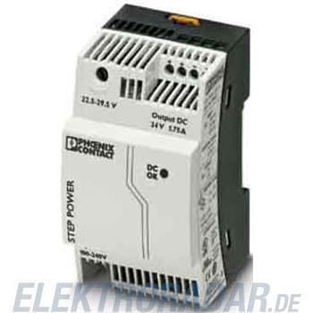 Phoenix Contact Stromversorgung STEP-PS/1AC/24DC1.75