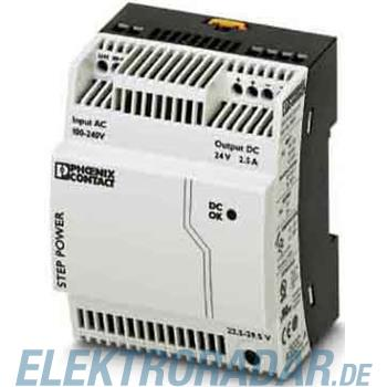 Phoenix Contact Stromversorgung STEP-PS/1AC/24DC/2.5